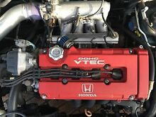 B16B Honda Type R JDM engine for sale complete with de-registered Car! Nerang Gold Coast West Preview