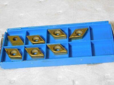 Valenite Carbide Turning Inserts DPGT32.51PM2 Grade-VP5535 DPGT11T304-PM2 Qty-7