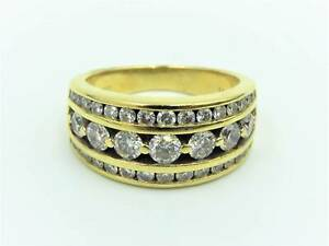 18ct Yellow Gold Ladies Ring K Ring 015000161598 Rockingham Rockingham Area Preview
