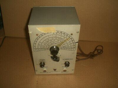 Vintage Rca Signal Generator