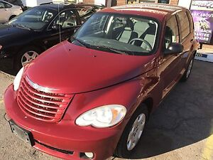 2008 Chrysler PT Cruiser LX SUV, Crossover