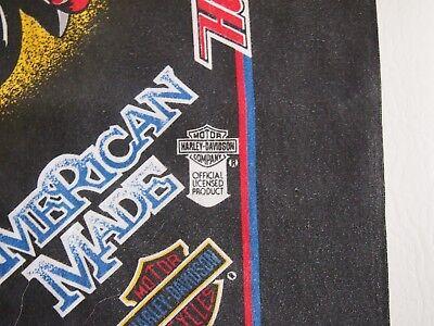 VTG Harley Davidson Bandanna Headband Head Wrap [3]