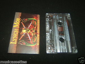 LYNCH-MOB-WICKED-SENSATION-GERMAN-CASSETTE-TAPE