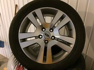 Roues de mags Ford Fusion