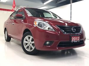 2012 Nissan Versa 1.6 SL  NAVI LOW MILEAGE BTOOTH