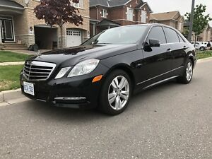 2012 Mercedes E300 4 matic Mint Condition Like New !!!!