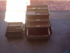 2 x plano tackle boxes Shellharbour Shellharbour Area Preview