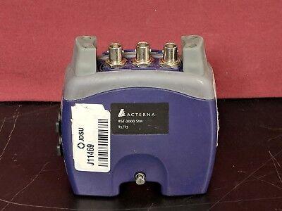 Acterna Jdsu Hst-3000 Sim T1t3 Service Interface Module 30 Day Guarantee