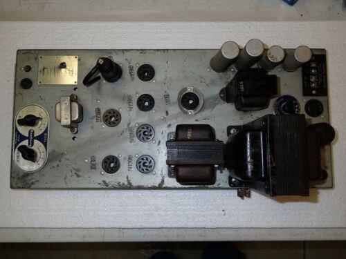 1949 1950 1951 Seeburg Model M100A / B /BL Jukebox Amplifier Original !