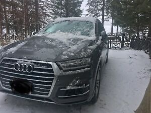 Audi 2017 q7 2.0 lease takeover - fully loaded