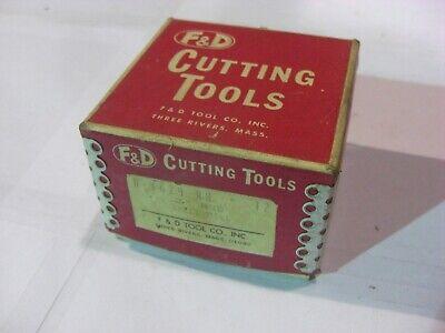 F D Cutting Tools 3 Shell Mill