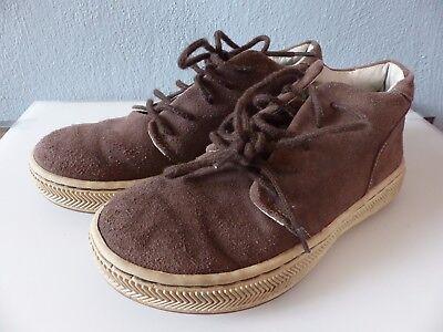 ★ POLO RALPH LAUREN ★ coole Jungen Desert Boots, Wildleder, braun, Gr. 33