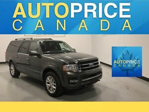 2017 Ford Expedition Max Limited 7PASS|NAVIGATION|LEATHER