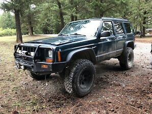 For Sale 1998 Jeep Cherokee XJ