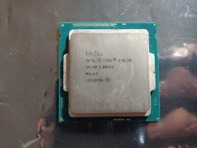 Intel Core i3-4130 SR1NP 3.4GHz 512KB/3MB Cache Socket 1150 CPU Processor