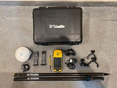 Trimble Geo 7x Handheld Gnss Sub-centimeter Accuracy Field Ready Package