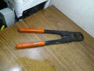 Vanguard Pex Crimping Tool 18.5