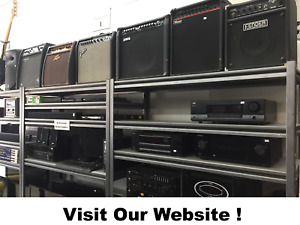 [Pawn Shop] - Amps/Cabinets/PreAmps - [BUY/SELL/TRADE/LOAN]