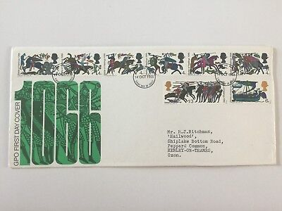 GB 1967 GPO First Day Cover