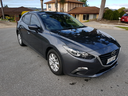 2015 Mazda3 33000kms 1 Owner Auto Adelaide CBD Adelaide City Preview