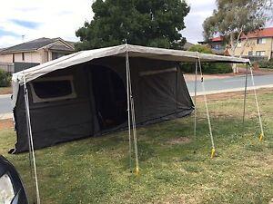Ezytrail Buckland camper tent (not trailer) Ngunnawal Gungahlin Area Preview