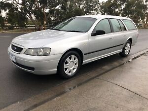 2005 Ford Falcon XT Automatic Wagon Fawkner Moreland Area Preview