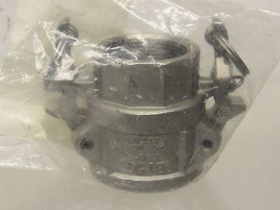 Dixon Rd150bl Stainless Steel 316 Boss-lock Type D Cam 1-12