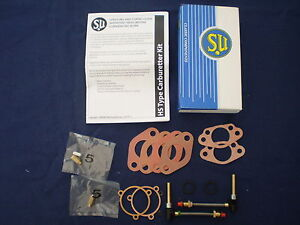 SU TWIN CARB SERVICE KIT MINI COOPER MIDGET HS2