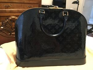 BRAND NEW Louis Vuitton Alma Purse