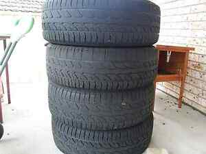4x 265/70/16 4wd h/t tyres. Englorie Park Campbelltown Area Preview