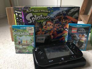 Wii U Splatoon 32 GB