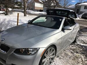 Bmw 328i series 3 2007 convertible