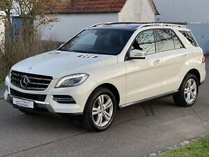 Mercedes-Benz ML 350 CDI 4MATIC*PANO*360°-KAM*STAND-HZG*SPUR*