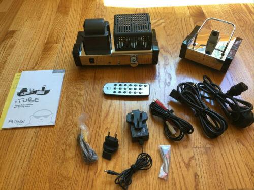 FATMAN ITUBE Valve Amplifier w/ Docking Station & Remote - Excellent
