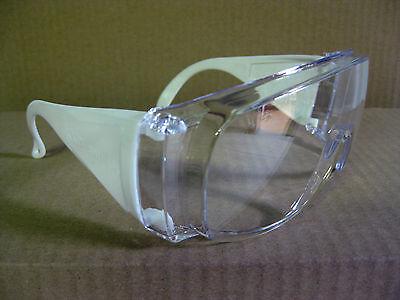 Antifog Schutz Brille Anti-fog Schutzbrille KKD TopDent Laborbrille weiße
