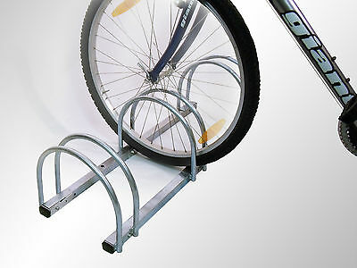 3 Bike Stand Rack Floor Wall Mount Bicycle Cycle Storage Garage