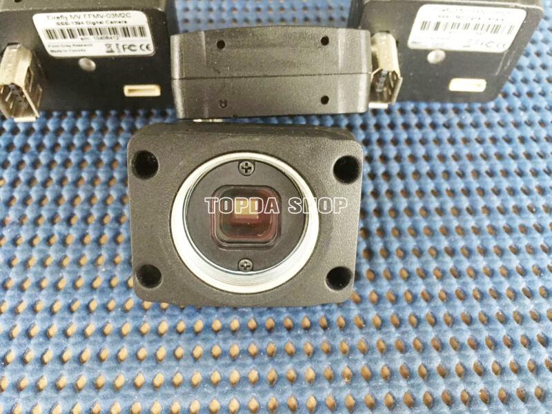 1PC PointGrey Firefly MV FFMV-03M2C Industrial camera#SS