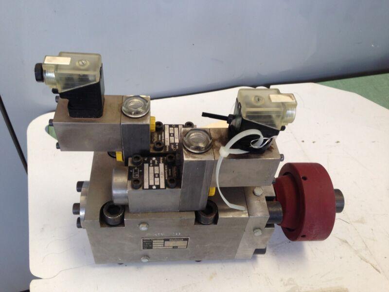 New Hauhinco 6250645 Medium Hfa Hydraulic Valve Assembly,6545742,3129060 24vdc