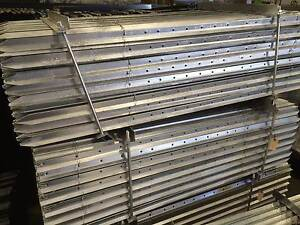 Galvanised Steel Fence Post 1650mm QTY 100 East Rockingham Rockingham Area Preview