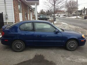 Hunday accent gs  2005