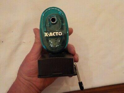 Vacuum Mount X-acto Pencil Sharpener