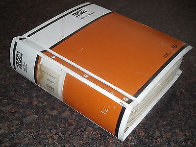 Case 1450 Crawler Tractor Dozer Bulldozer Service Shop Repair Manual Original