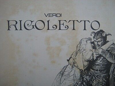Opera Verdi Rigoletto