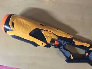 2 FULLY AUTOMATIC NERF GUN RIFLES