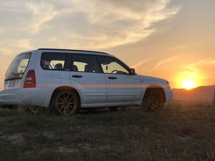 2004 Forester XT luxury Holt Belconnen Area Preview