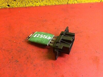 2008 Citroen Relay 06-14 SWB 2.2 Heater Blower Motor Fan Resistor NextDay#12528