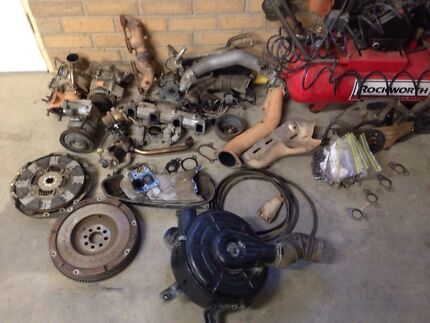 1kzt motor and gearbox out of 2002 Toyota hilux  Wangaratta Wangaratta Area Preview