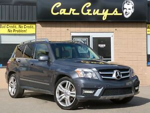 2012 Mercedes-Benz GLK-Class 350 4MATIC AMG Harman/Kardon, 20 Al