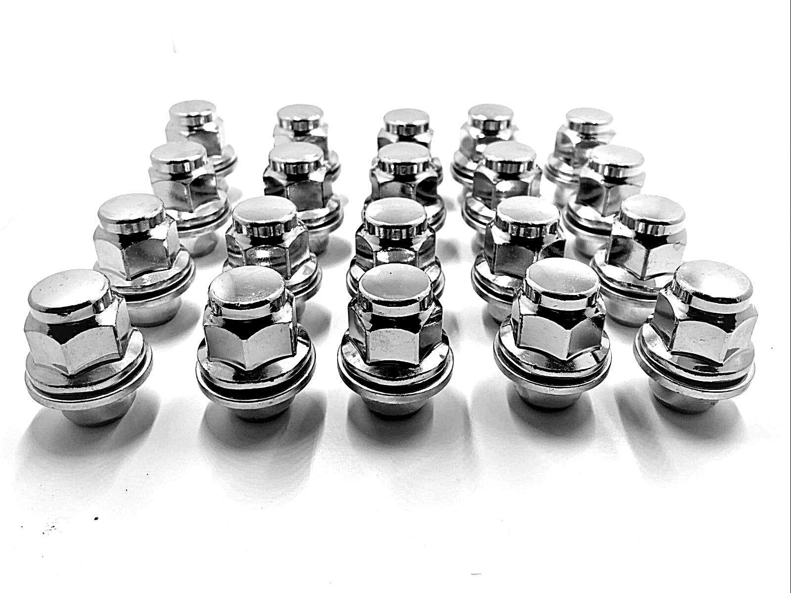 clavos, 2 16 x Pernos de Rueda de Aleación Negro para Mini Bmw M14 X 1.25,17MM Lugs Tuercas