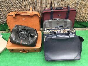 Vintage suitcases Auchenflower Brisbane North West Preview